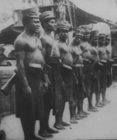 The Maji Maji rebelion