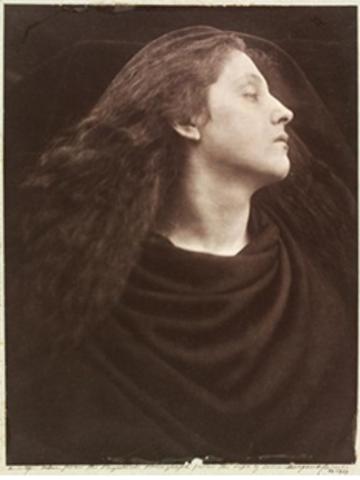 The British Photographer Julia Margaret Cameron