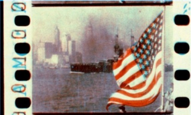 the First commercial color film