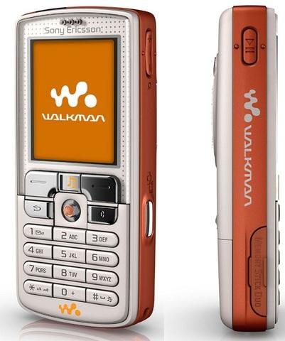 Sony Walkman/Cellphone