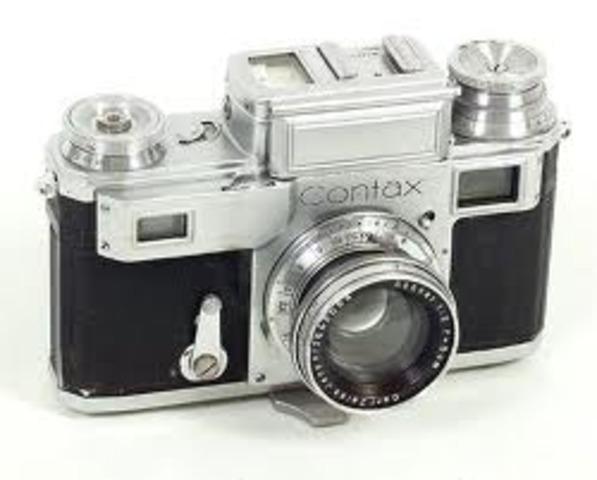 Contax camera