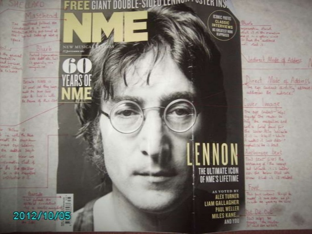Magazine Annotation