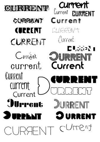 Typography Research