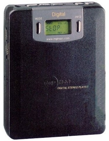 First portable MP3 Player