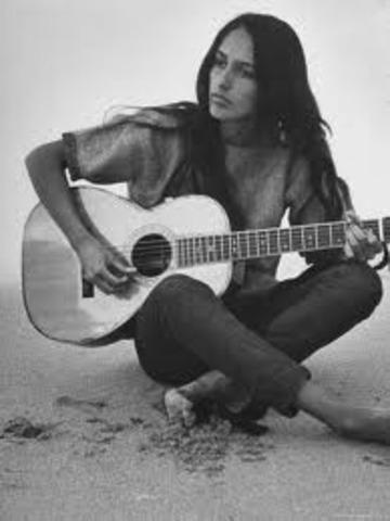 "Joan Baez  Released ""To Bobby"""