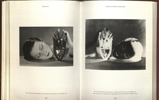 "Man Ray - ""rayographs"""