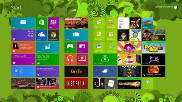 Finally Windows 8