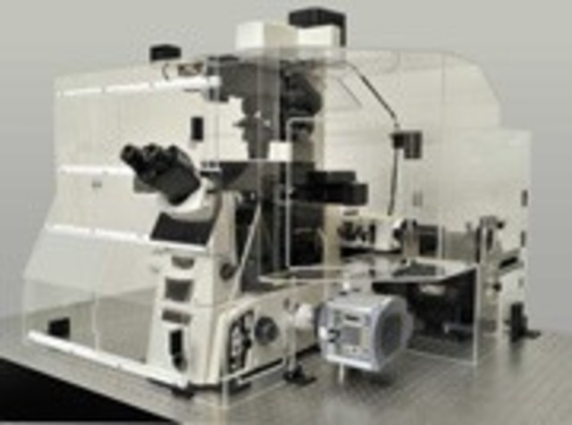 N-SIM and N-STORM super resolution microscopes marketed