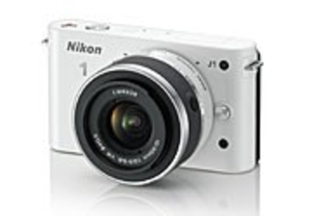 Nikon 1 J1 and V1 Cameras Marketed