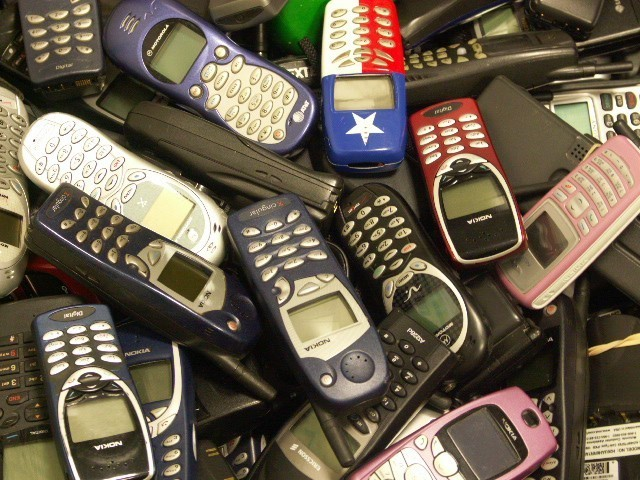 Cells for Mobile Phones