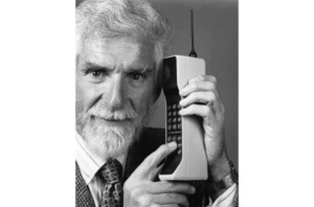Father of the cell phone