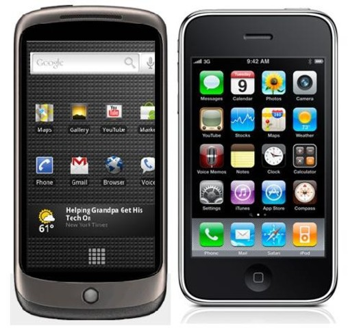 Google's First SmartPhone