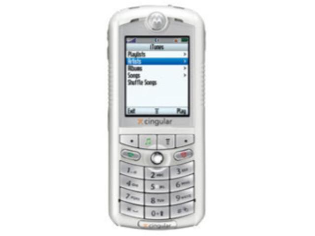First Music Phone