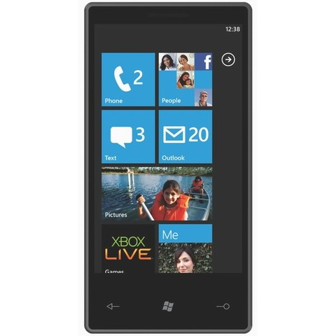 Windows Phone 7 Released