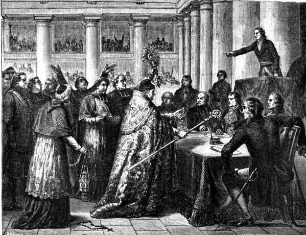 Government vs the Church