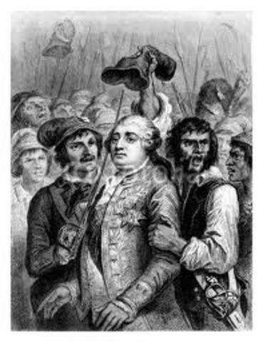 Louis XVI's fate
