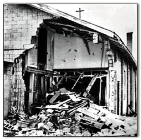 Bombing at 16th Street Baptist Church