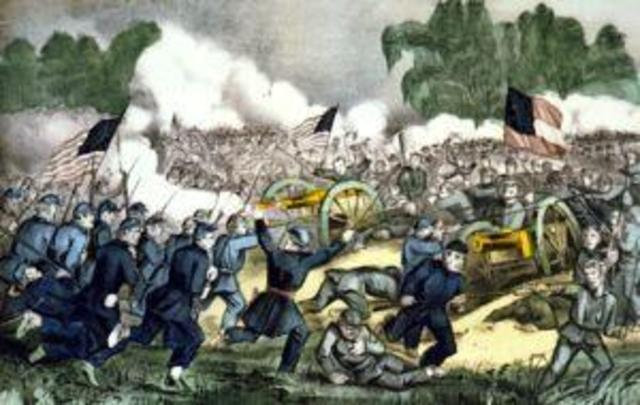 Gettysburg is crucial Union victory!