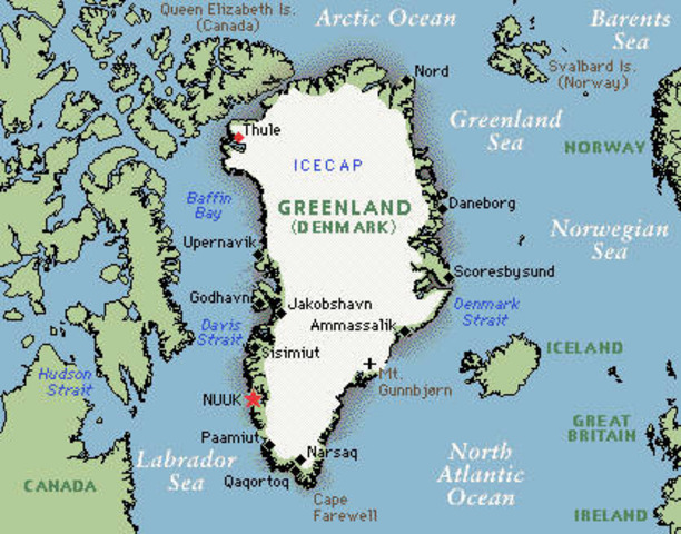 Erik the Red and Greenland