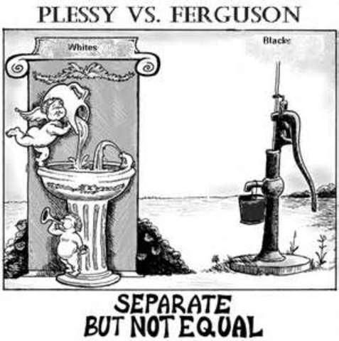Plessy V Ferguson