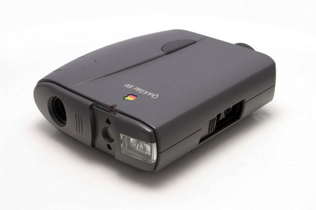 First consumer level digital camera