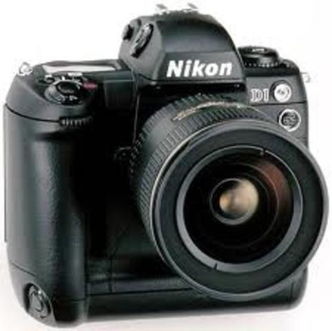 Nikon announces the release of the D1