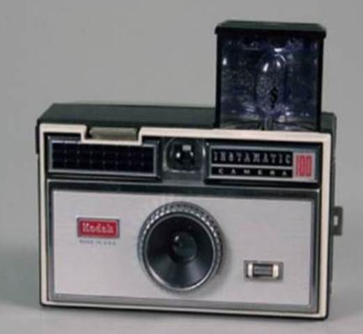 Instamatic Camera introduced by Kodak.