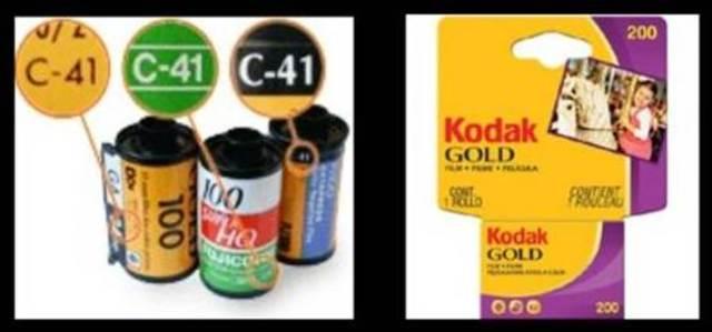 C-41 color negative process intoduced, replacing C-22 by Kodak