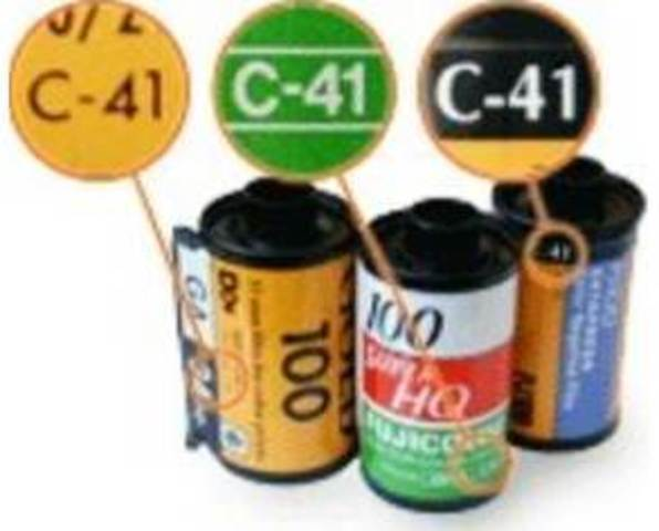 C-41 color negative process