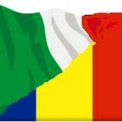 Italia - Romania - We all smile the same language on the web timeline