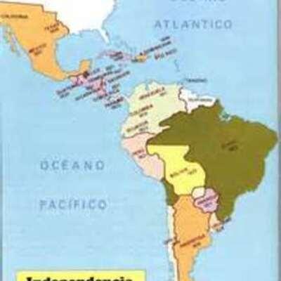 Latino America/Nicaragua/Angel timeline