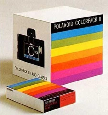 instant color film