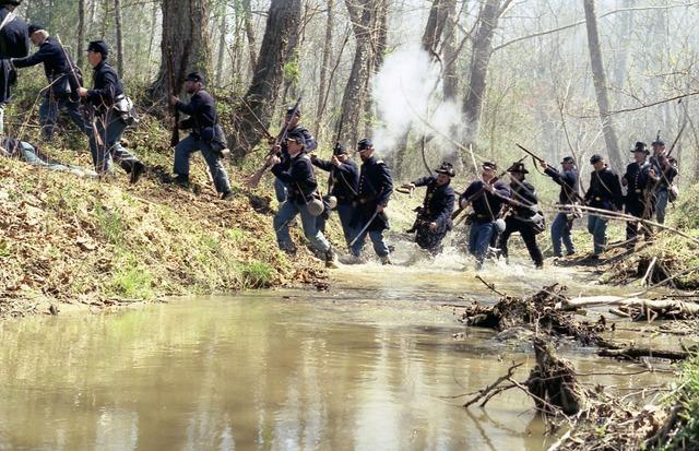 Saylor's Creek battle
