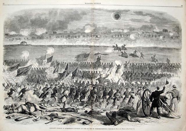 Union Disaster at Fredricksburg