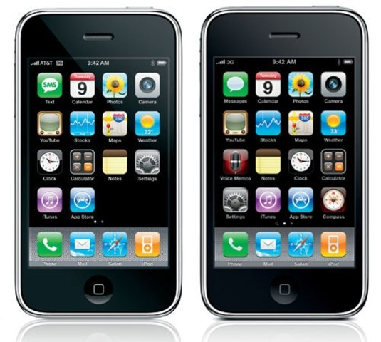 iPhone 3G by apple
