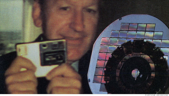 First disk camera