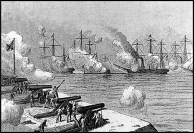 Farragut gets Moblie Bay