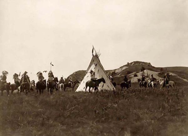 Union put Sioux uprising down at Minnesota