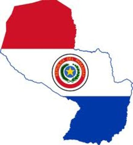 Independencia de Paraguay
