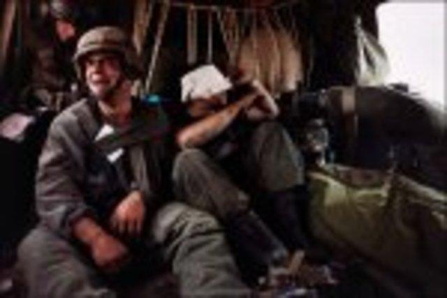 """Soldier's Despair"""