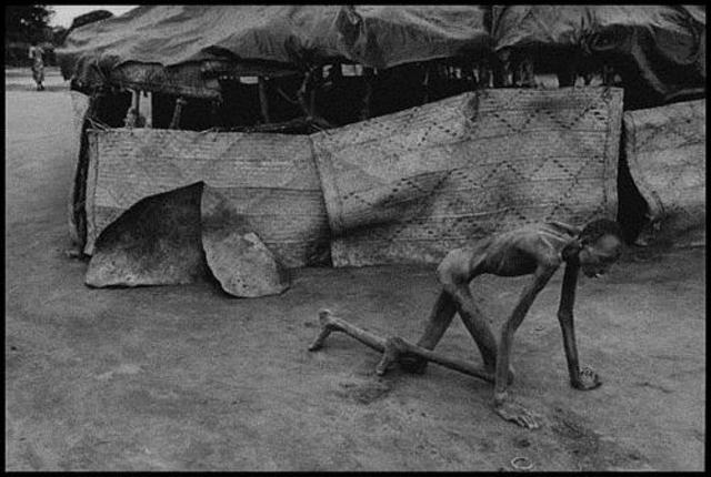 Famine: a man-made weapon of mass extermination