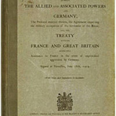 1918-1939 timeline