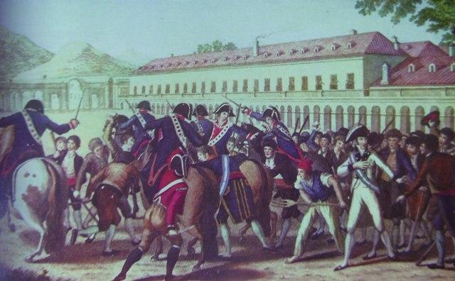 Riot of Aranuez