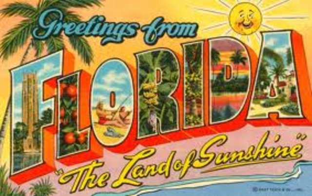 Florida Requires Segregation in Public Places