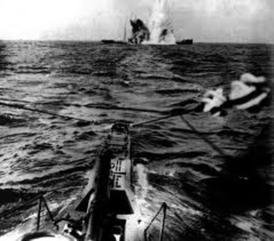 German Submarines.