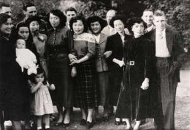 Chinese War Brides Act