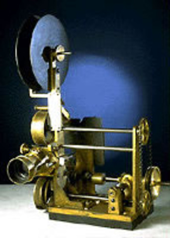 The first successful celluloid motion picture