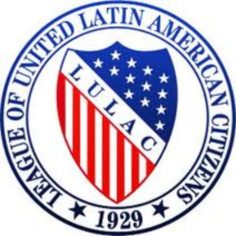 LULAC WAS CREATED(LEAGUE OF LATIN AMERICAN CITIZENS)