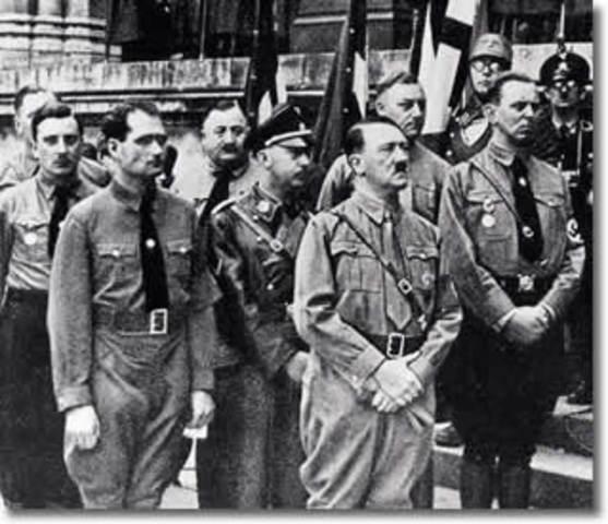 The Nazis...
