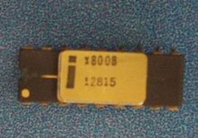 Primer Microprocesador de 8 Bits